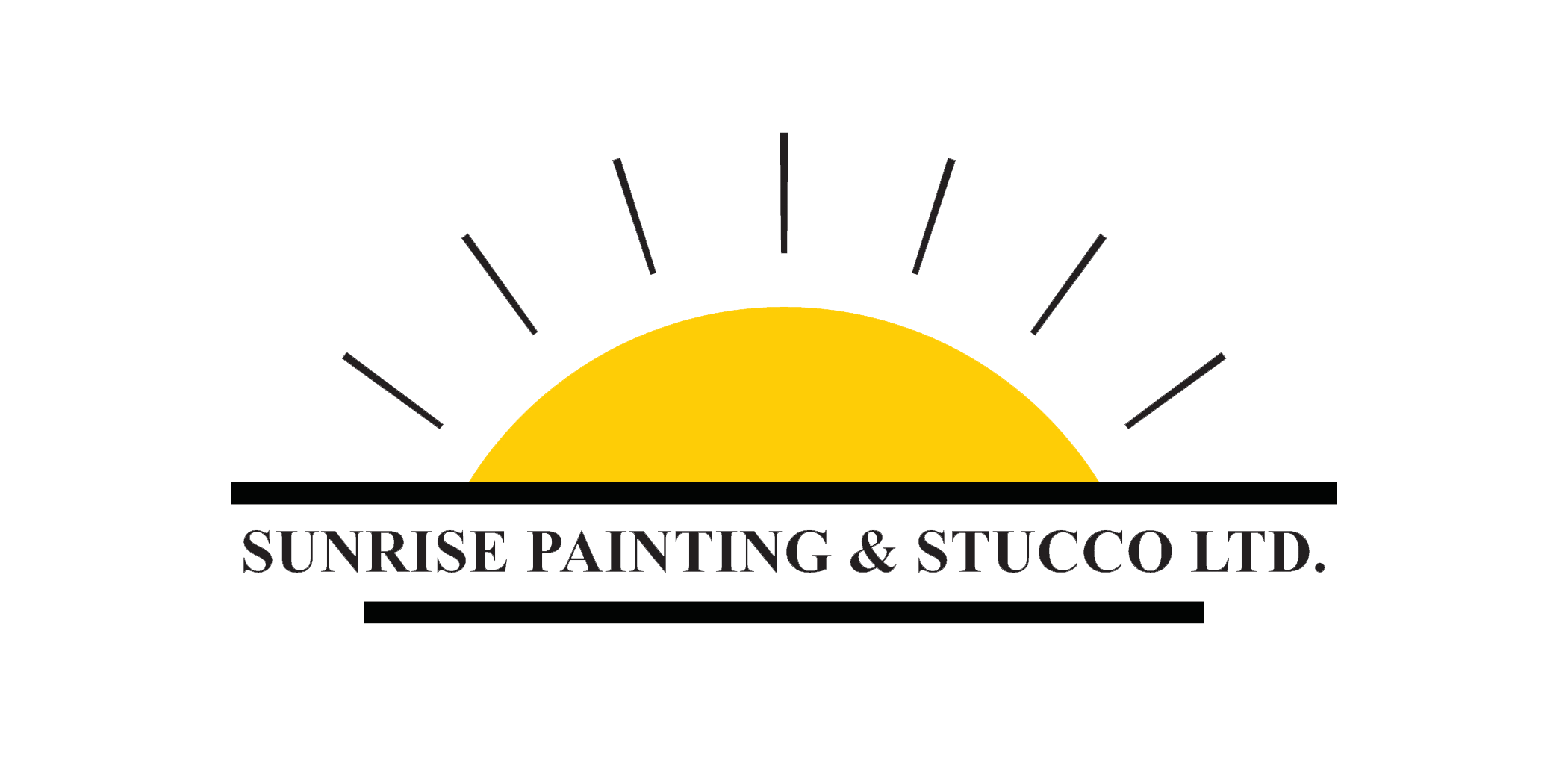 Sunrise Painting & Stucco Ltd's logo